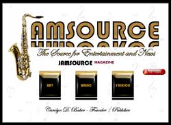 Jamsource Magazine Website